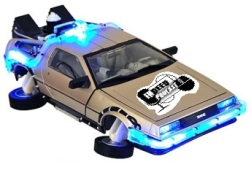 Indeed delorean