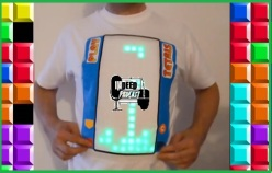 Indeed Tetris Shirt